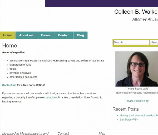 Colleen B. Walker, Attorney at Law