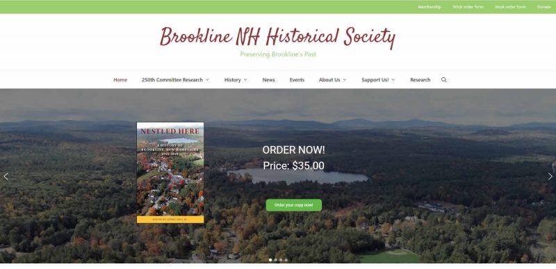 Brookline History