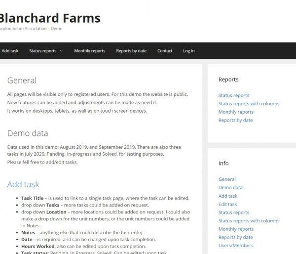 Blanchard Farms